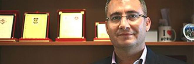 Award to Assoc. Prof. Yusuf Baran